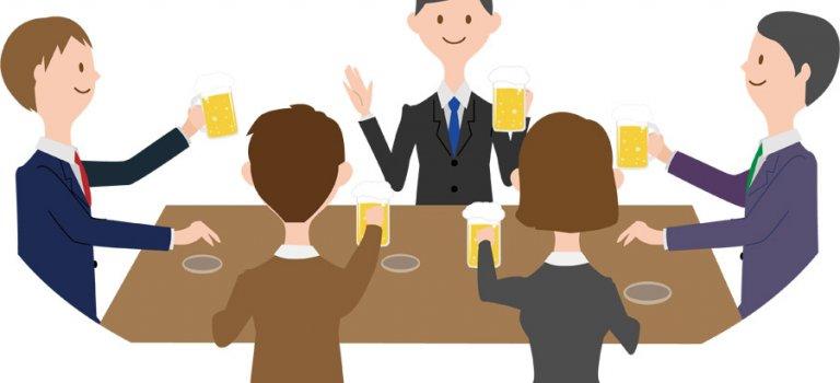 日本人自営業者の会 久しぶりの会合